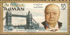 [Winston Churchill, type BT]
