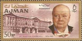 [Winston Churchill, type BU]