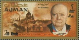 [Winston Churchill - Overprinted with New Currency, Typ BX2]