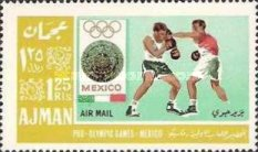 [Olympic Games - Mexico City, Mexico, Typ FV]