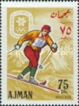 [Winter Olympic Games - Grenoble, France, Typ GE]