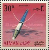 [Airmail - Satellites, Typ II]