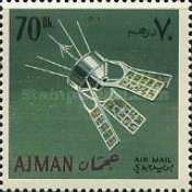 [Airmail - Satellites, Typ IJ]