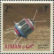 [Airmail - Satellites, Typ IN]