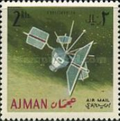 [Airmail - Satellites, Typ IO]