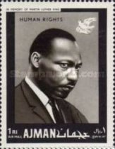 [Airmail - International Human Rights Year, Typ JN]