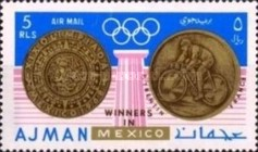 [Olympic Games - Mexico City, Mexico - Gold Medal Winners, Typ LS1]