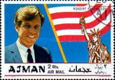 [Airmail - Kennedy Brothers, type PQ]