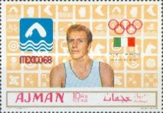 [Olympic Games - Mexico City, Mexico - Gold Medal Winners, type PV]