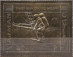 [Airmail - Neil Armstrong, Typ SS]