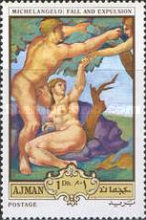 [The 500th Anniversary of the Birth of Michelangelo, 1475-1564, type SV]