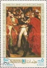 [Airmail - The 200th Anniversary of the Birth of Napoleon Bonaparte, 1769-1821, Typ TY]