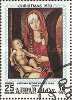 [Airmail - Christmas - Paintings by Albrecht Durer, Typ XT]