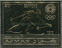 [Airmail - Winter Olympic Games - Sapporo, Japan, Typ YD]