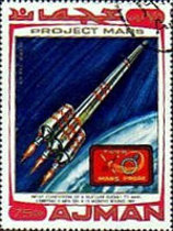 [Airmail - Project Mars, Typ ZF]