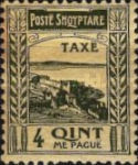 [Postage-Due Stamps Issue, Typ D]