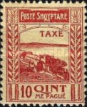 [Postage-Due Stamps Issue, Typ D1]
