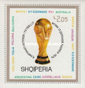 [Football World Cup - West Germany, Typ ]