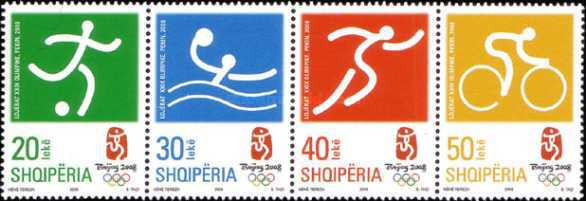 [Olympic Games - Beijing, China, Typ ]