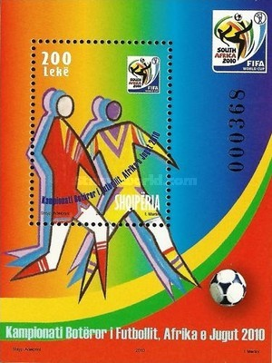 [Football World Cup - South Africa (2010), Typ ]