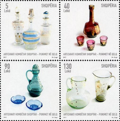 [National Craft - Glass Works, Typ ]