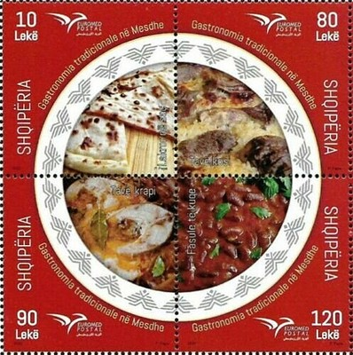 [EUROMED Issue - Traditional Gastronomy, type ]