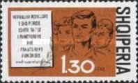 [The 25th Anniversary of the People's Republic of Albania, Typ AKR]