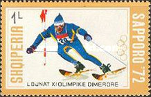 [Winter Olympic Games - Sapporo, Japan, Typ ANJ]