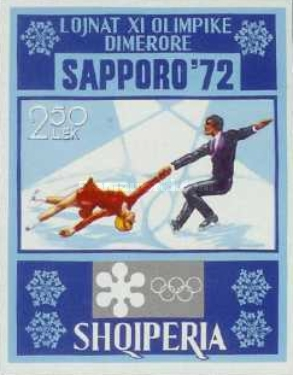 [Winter Olympic Games - Sapporo, Japan, Typ ANL]