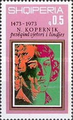 [The 500th Anniversary of the Birth of Nicolaus Copernicus, Typ AQC]