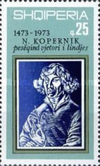 [The 500th Anniversary of the Birth of Nicolaus Copernicus, Typ AQE]