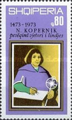 [The 500th Anniversary of the Birth of Nicolaus Copernicus, Typ AQF]