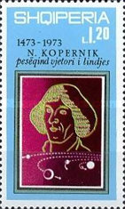 [The 500th Anniversary of the Birth of Nicolaus Copernicus, Typ AQG]