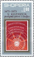 [The 500th Anniversary of the Birth of Nicolaus Copernicus, Typ AQH]