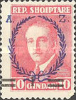 [The 2nd Anniversary of the Government Stamps of 1927 Surcharged, Typ AR11]