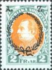 [The 2nd Anniversary of the Government - No 156-166 Overprinted, Typ AR8]