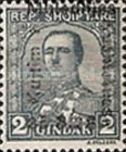 [National Congress - Not Issued Stamps Overprinted, Typ AV1]