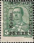[National Congress - Not Issued Stamps Overprinted, Typ AV2]