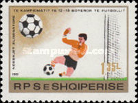 [Football World Cup - Spain, type AZS]