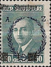 [The 2nd Anniversary of the Government Stamps of 1927 Surcharged New Value, Typ BB]