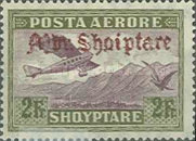 [Airmail Stamps of 1925 Overprinted