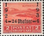 [The 10th Anniversary of the Constitution - Stamps of 1930 Overprinted, type BK1]