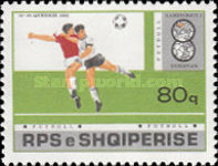 [European Football Championship - West Germany, Typ BKI]