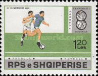 [European Football Championship - West Germany, Typ BKJ]