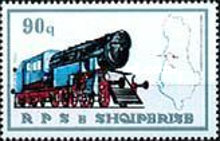 [Developing the Railway Union in Albania, Typ BLE]