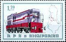 [Developing the Railway Union in Albania, Typ BLF]