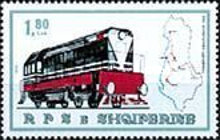 [Developing the Railway Union in Albania, Typ BLG]
