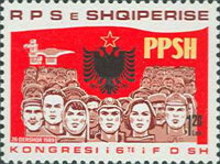 [Congress of the Albanian Democratic Front, Typ BLW]