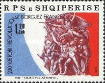 [The 200th Anniversary of the French Revolution, Typ BLY]