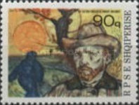[The 100th Anniversary of the Death of Vincent van Gogh, type BNL]